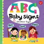 ABC for Me: ABC Baby Signs: Learn baby sign language while you practice your ABCs! Cover Image