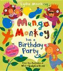 Mungo Monkey Has a Birthday Party Cover Image