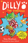 Dilly the Dinosaur: 30th Anniversary Edition Cover Image