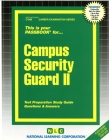 Campus Security Guard II: Passbooks Study Guide (Career Examination Series) Cover Image