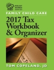 Family Child Care 2017 Tax Workbook & Organizer Cover Image