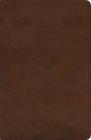 ESV Spanish/English Parallel Bible (La Santa Biblia Rvr / The Holy Bible Esv, Trutone, Brown) Cover Image