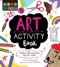 STEM Starters For Kids Art Activity Book: Packed with activities and Art facts Cover Image
