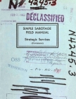 Simple Sabotage Field Manual: Strategic Services Cover Image