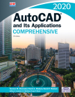 AutoCAD and Its Applications Comprehensive 2020 Cover Image