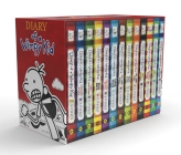 Diary of a Wimpy Kid Box of Books (1-13) Cover Image