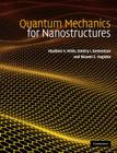 Quantum Mechanics for Nanostructures Cover Image