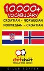 10000+ Croatian - Norwegian Norwegian - Croatian Vocabulary Cover Image