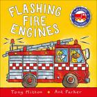 Flashing Fire Engines (Amazing Machines) Cover Image