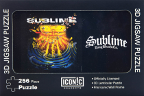 Sublime Everything Under the Sun 3D Lenticular Puzzle Cover Image
