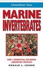 Marine Invertebrates: 500+ Essential-To-Know Aquarium Species (Pocketexpert Guide Series for Aquarists and Underwater Naturalists) Cover Image