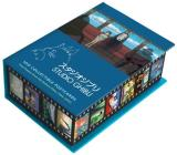 Studio Ghibli: 100 Collectible Postcards: Final Frames from the Feature Films Cover Image