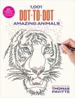 1,001 Dot-to-Dot Amazing Animals Cover Image