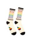 Book Nerd Pride Socks Small Cover Image