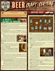 Beer - Craft & Culture: Quickstudy Laminated Reference Guide to Brewing, Ingredients, Styles & More Cover Image