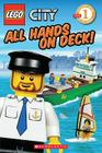 LEGO City: All Hands on Deck! (Level 1) Cover Image