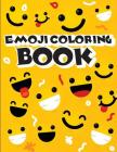 Emoji Coloring Book: Emoji coloring book for kids & toddlers - activity books for preschooler Cover Image