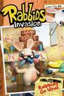Rabbids Go Viral (Rabbids Invasion #4) Cover Image