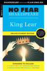 King Lear: No Fear Shakespeare Deluxe Student Edition, 3 (Sparknotes No Fear Shakespeare) Cover Image