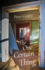The One Certain Thing (Carnegie Mellon University Press Poetry Series ) Cover Image
