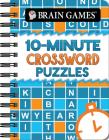 Brain Games Mini - 10 Minute Crosswords Cover Image