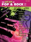 The Giant Book of Pop & Rock Sheet Music: Easy Piano Cover Image