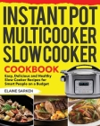 Instant Pot Multicooker Slow Cooker Cookbook Cover Image