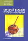 Guarani-English/English-Guarani Concise Dictionary (Hippocrene Concise Dictionaries) Cover Image