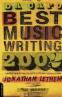 Da Capo Best Music Writing 2002: The Year's Finest Writing On Rock, Pop, Jazz, Country, & More Cover Image