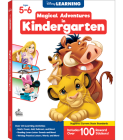 Disney/Pixar Magical Adventures in Kindergarten Cover Image
