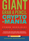 Giant Grab a Pencil Crypto-Mania Cover Image