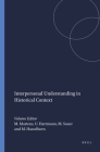 Interpersonal Understanding in Historical Context Cover Image