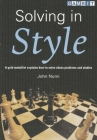 Solving in Style Cover Image