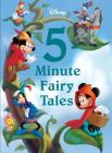 Disney 5-Minute Fairy Tales (5-Minute Stories) Cover Image