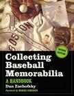 Collecting Baseball Memorabilia: A Handbook, 2D Ed. Cover Image