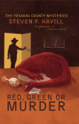 Red, Green, or Murder (Posadas County Mysteries #10) Cover Image