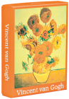 Vincent Van Gogh: Notecard Boxes -- A Stationery Flip-Top Box Filled with 20 Notecards Perfect for Greetings, Birthdays or Invitations Cover Image
