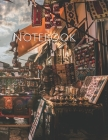 Notebook: Sarajevo Bosnia Market Place Urban City Europe European Markets Cover Image