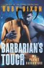 Barbarian's Touch: A SciFi Alien Romance Cover Image