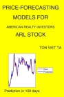 Price-Forecasting Models for American Realty Investors ARL Stock Cover Image