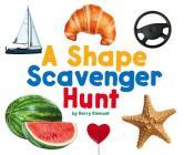 A Shape Scavenger Hunt (Scavenger Hunts) Cover Image