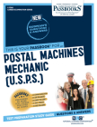 Postal Machines Mechanic (U.S.P.S.), Volume 3366 (Career Examination) Cover Image