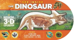 See Inside the Dinosaur: An Interactive 3-D Exploration of a Triceratops Cover Image