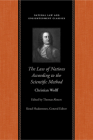 The Law of Nations Treated According to the Scientific Method (Natural Law and Enlightenment Classics) Cover Image