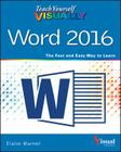 Teach Yourself Visually Word 2016 Cover Image