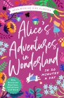Alice's Adventures in Wonderland in 20 Minutes a Day: A Read-With-Me Book with Discussion Questions, Definitions, and More! Cover Image