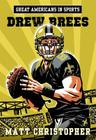 Great Americans in Sports: Drew Brees Cover Image
