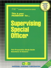 Supervising Special Officer: Passbooks Study Guide (Career Examination Series) Cover Image