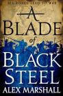 A Blade of Black Steel (The Crimson Empire #2) Cover Image