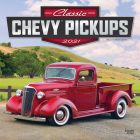 Classic Chevy Pickups 2021 Square Foil Cover Image